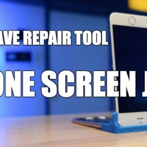 iPhone Screen JiG Must have repair tool
